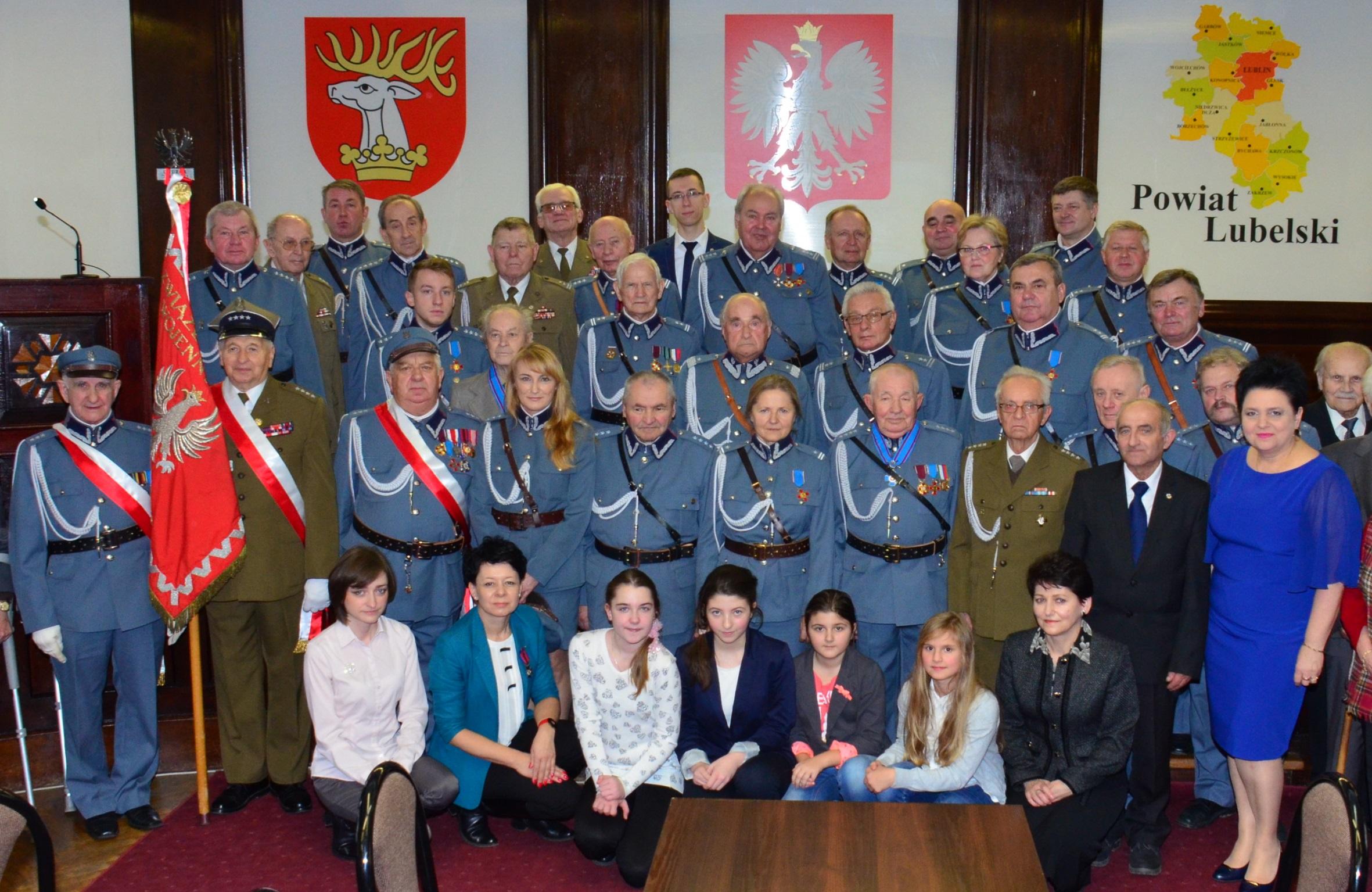 Spotkanie integracyjne z okazji 148. rocznicy urodzin Marszałka Józefa Piłsudskiego