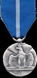 Medal 100 odzyskania niepodległosci 2