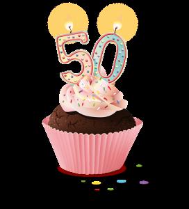 50 lat torcik