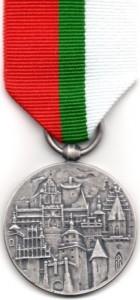 medal zasłużony dla miasta lublin mini